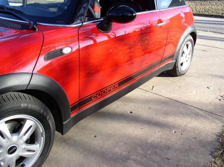 Confessions Of A Dangerous Mini Owner Side And Center